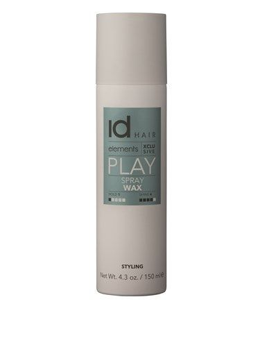 idHAIR Elements Xclusive Play Spray Wax 150ml
