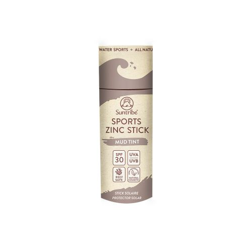 Suntribe Sports Zinc Stick 30gr Mud Tint