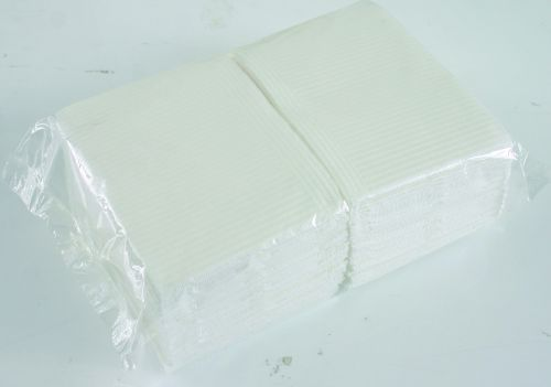 IBP Table Towels White 50pc
