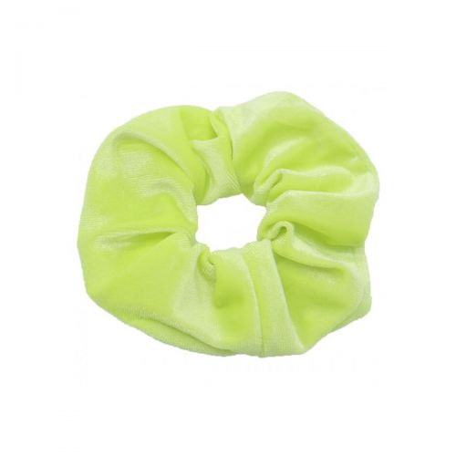 Salonline Scrunchie Velvet Yellow
