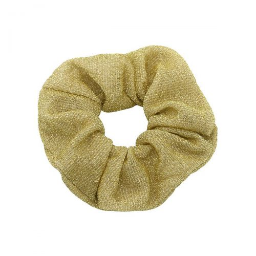 Salonline Scrunchie Glitter Gold
