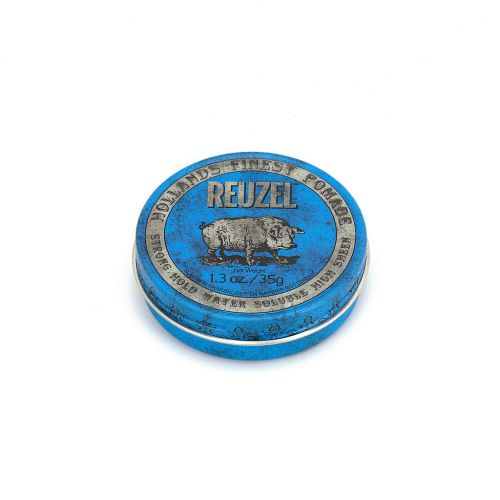 Reuzel Strong Hold High Sheen Pomade (Blue) 35gr