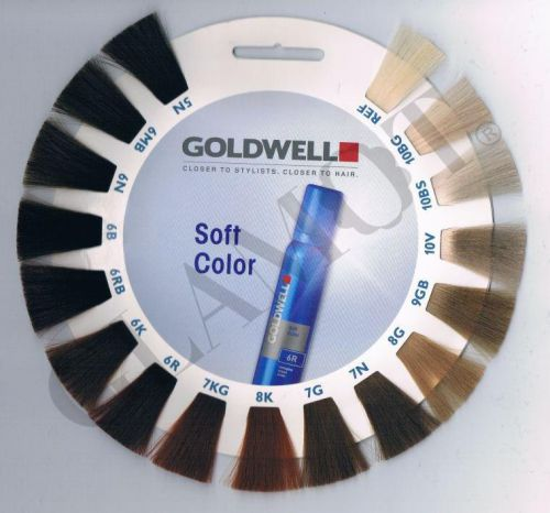 Goldwell Soft Color Kleurmousse 125ml 8N