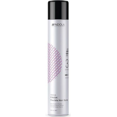 Indola Innova Finish Flexible Hairspray 500ml