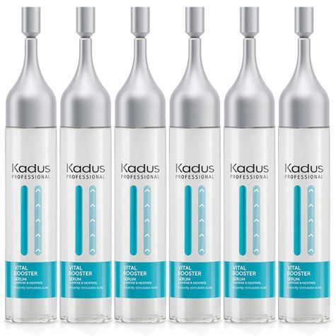 Kadus Scalp Vital Booster Serum 6 x 10ml