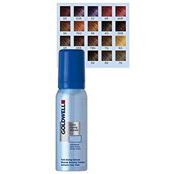 Goldwell Colorance Color Styling Mousse 75ml 8-GB