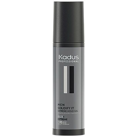 Kadus Styling Men Solidify It Extreme Hold Gel 100ml