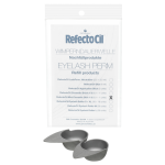 Refectocil Eye Color 15ml 0 - Blonde & Refectocil Eyelash Curl Refill - Mini Cosmeticaschalen